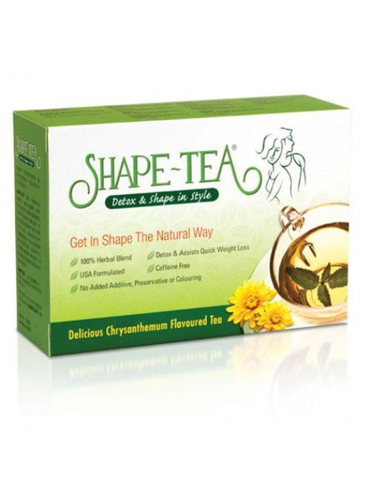 Shape Tea, 3g x 25 packets