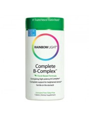 Rainbow Light Complete B-Complex™, 90 tabs