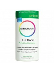 Rainbow Light Just Once® Multivitamin, 30 Vcaps