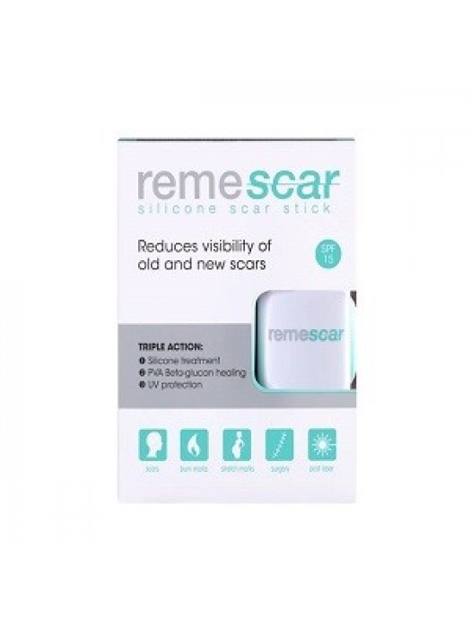 Remescar Scar Stick 10g, Pack of 2