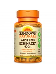 Sundown Naturals Echinacea 400mg, 100 caps